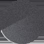 Anthracite 416 Gibus sablé